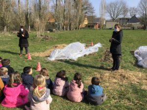 Read more about the article Le jardin avec Clémence